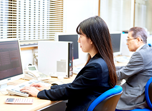 中山陽介税理士事務所 事務所風景01